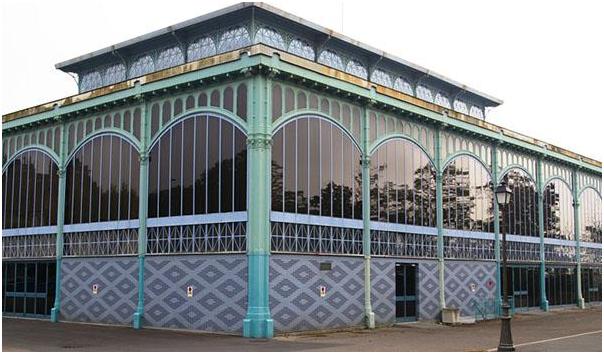 Aux portes de paris pavillon baltard - Pavillon baltard nogent sur marne ...